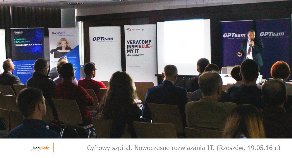 Konferencja - Cyfrowy szpital