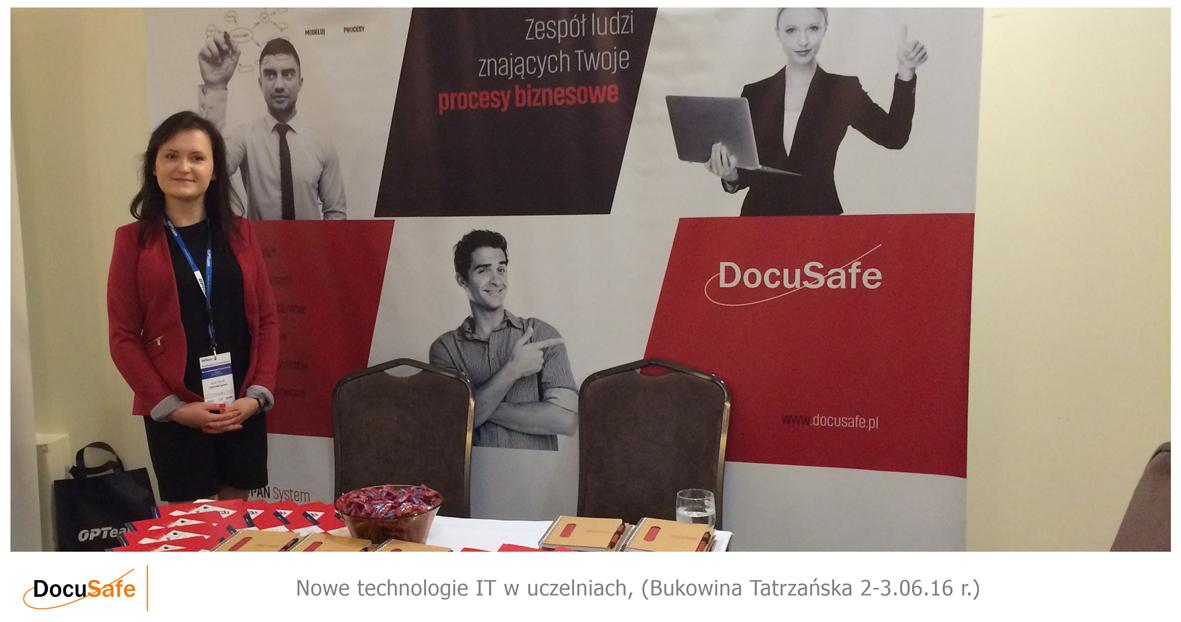 Konferencja - Nowe technologie IT w uczelniach